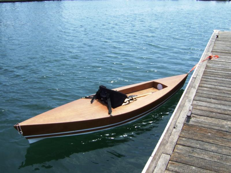 Adelie 16 Two Person Wooden Sit On Top Kayak